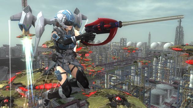Earth Defense Force 5 PC Review – Extreme Extermination