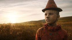 Federico Ielapi è il Pinocchio di Garrone. La trasformazione dell'attore è opera del truccatore di Harry