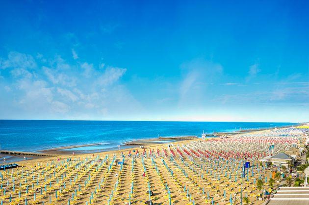 Divieto di balneazione a Rimini, Riccione e Cattolica per Escherichia