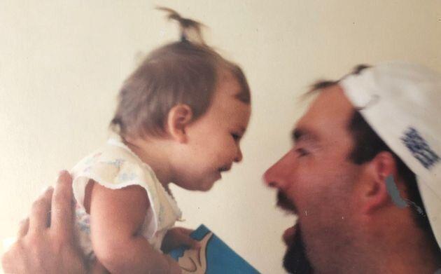 Mon beau-père, Chris, est décédé sans prévenir d'une maladie du coeur.