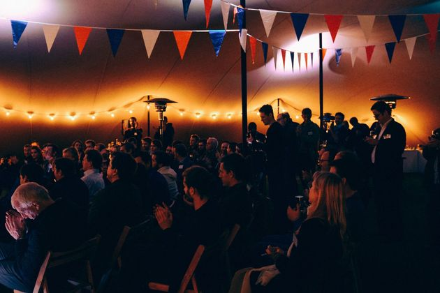 Why HuffPost UK Is Partnering With The Big Tent Ideas