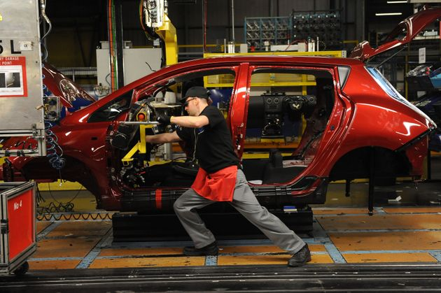 No-Deal Brexit Fears Have Caused Car Production Rates To Plummet