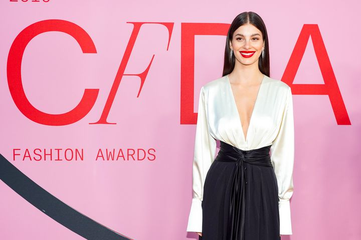 Model Camila Morrone attends the 2019 CFDA Fashion Awards at Brooklyn Museum on June 3 in New York City.