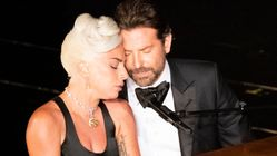 Lady Gaga Spotted Kissing Man Who Is Not Bradley