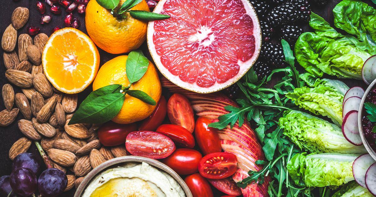 Todos os legumes, verduras e frutas que você deveria comer diariamente