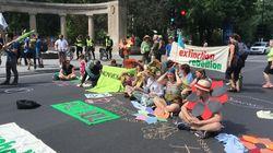 Militants écologistes: de plus en plus de désobéissance