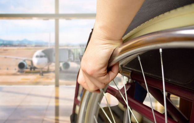 Disabled passengers could see the distance they can travel shortened by new tarmac wait time rules, a lawsuit argues.By Danie...
