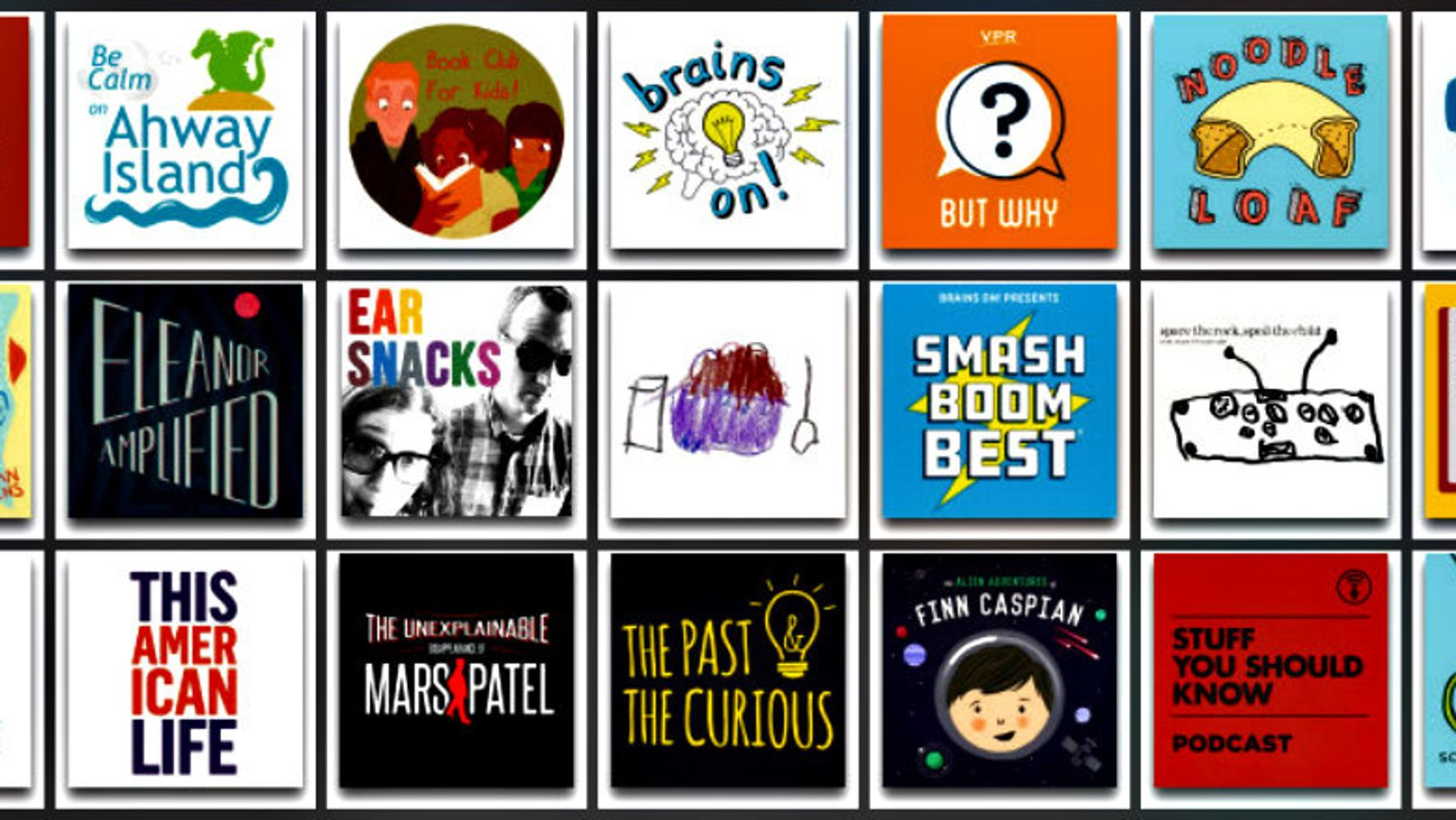 Forget Screen Time  Here Are 25 Best Podcasts For Kids | HuffPost Life
