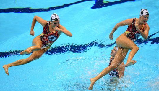 Η συγχρονισμένη κολύμβηση αλλιώς - Όταν το κλικ γίνεται στην σωστή