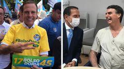 Oi, Doria. Vi que você não está mais 'alinhado' a Bolsonaro. Tá tudo