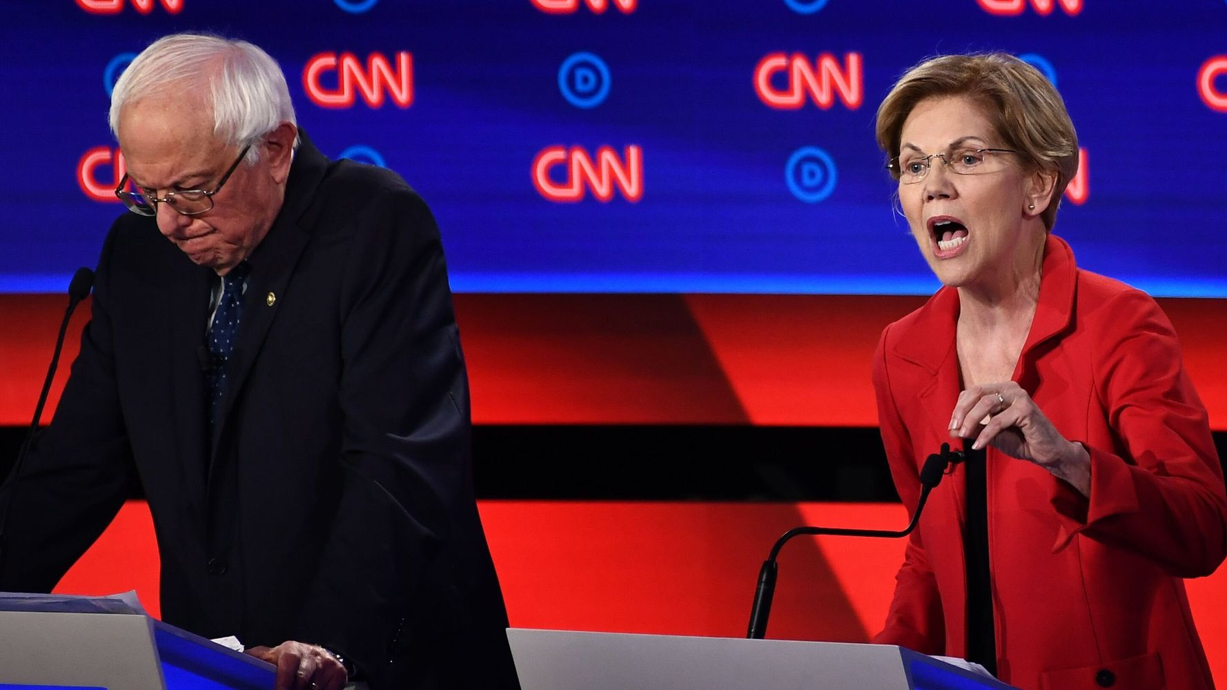 6 Takeaways From Tuesday's Progressives vs. Moderates Debate thumbnail