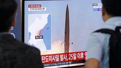 Εκτόξευση βαλλιστικών πυραύλων νέου τύπου από τη Βόρεια