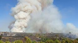 500 hectares partent en fumée dans le Gard et
