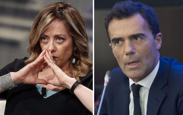 Giorgia Meloni chiede la revoca della cittadinanza italiana a Sandro Gozi. Di Maio