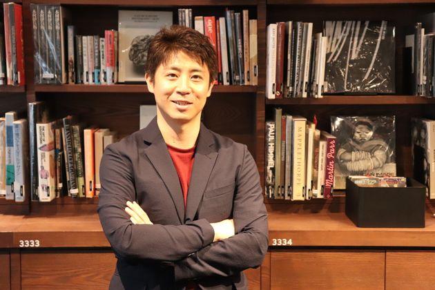 経済学者、大阪大准教授・安田洋祐さん