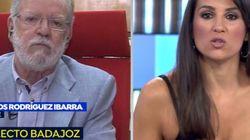 Ibarra aprovecha un malentendido con la presentadora de 'Espejo Público' para soltar un 'hachazo' épico al Gobierno de