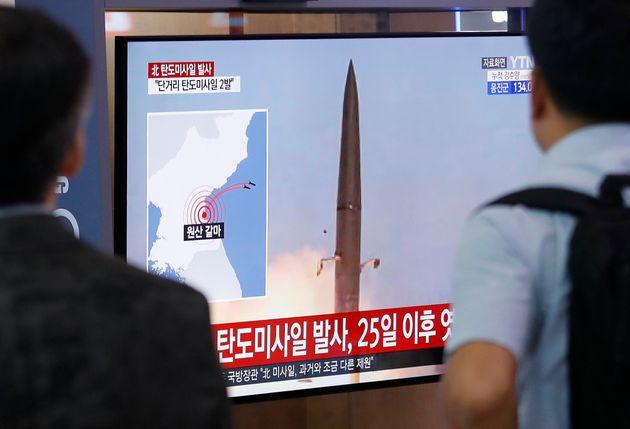 NSC가 북한에는 강한 우려를, 일본에는 경고를