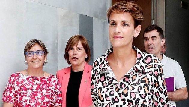 La militancia de EH Bildu apoya la abstención en la investidura de la socialista María
