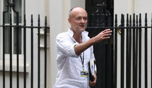 Boris Johnsons Special Advisor Dominic Cummings Said Most Tory MPs Dont Care About Poor People