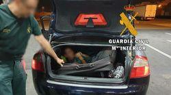 Une femme retrouvée à Almeria dans le coffre d'une voiture venue de