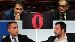Il Pil dell'Italia a zero nel secondo trimestre: la stima preliminare