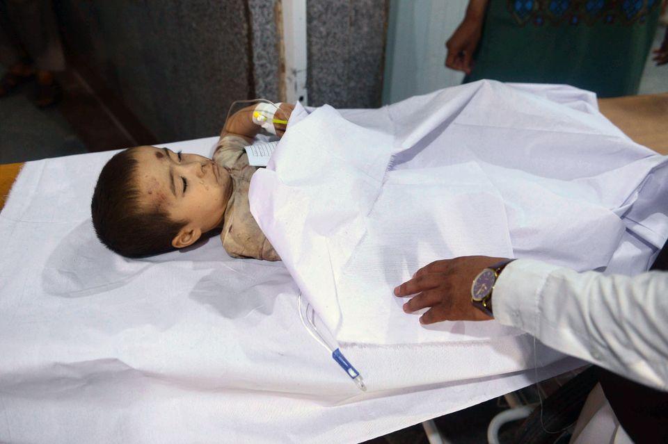 Αφγανιστάν: Έκρηξη λεωφορείου με τουλάχιστον 35 νεκρούς- Ανάμεσά τους γυναίκες και