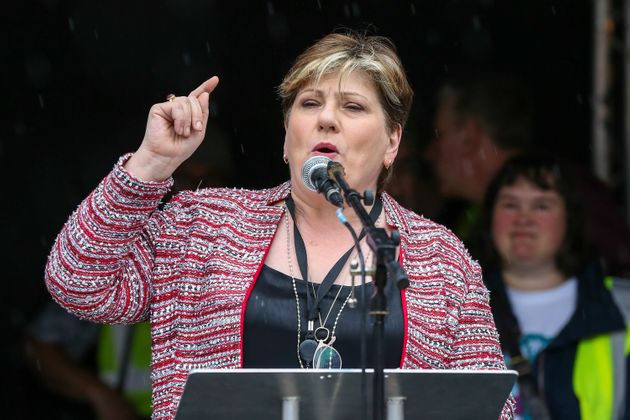 Emily Thornberry Says Labour 'Off Our Bloody Rockers' Not To Back