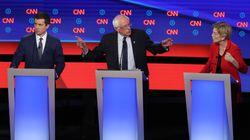 Le débat entre démocrates montre les différences idéologiques au sein du