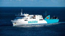 Un ferry Algeciras-Tánger colisiona con un carguero en aguas