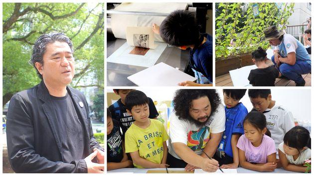 子どもはみんな芸術家、なのに大人は...? 年間90万人が訪れる元・中学校「アーツ千代田