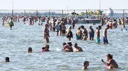 Ancora divieto di balneazione in Riviera Romagnola, domani si torna in