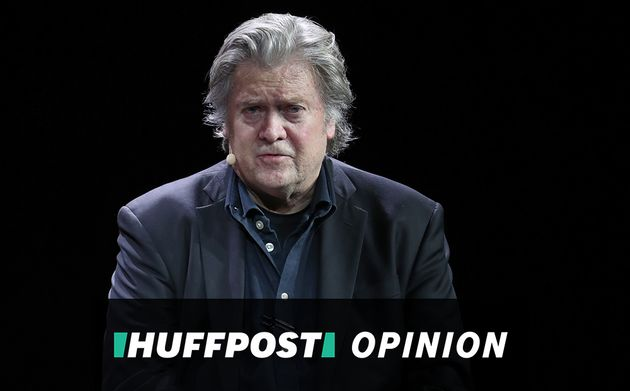 Steve Bannon Isnt Some Rogue Intellectual – Hes A White Supremacist