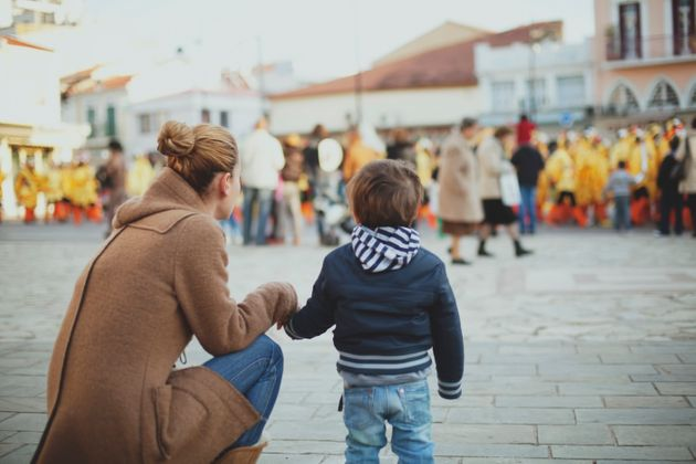 Participating in social action can help your kids believe in the importance of social