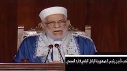 L'émouvant éloge funèbre d'Abdelfatah Mourou à Béji Caid Essesbi à