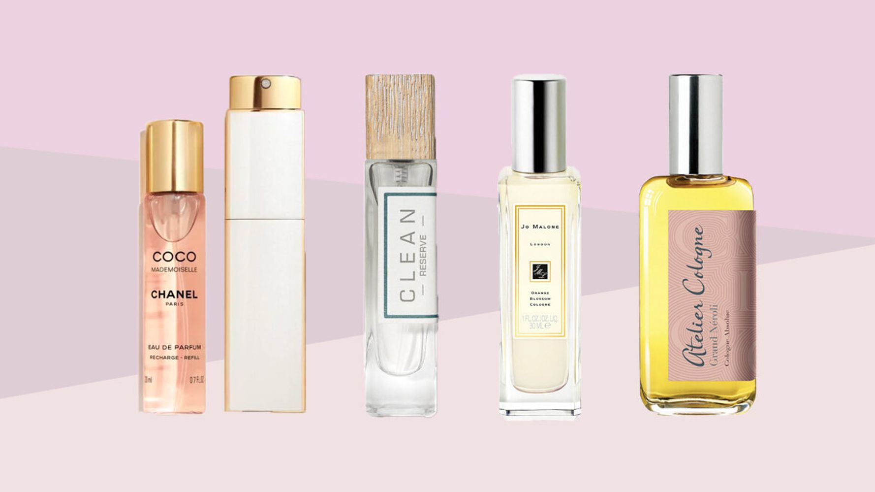 Travel Fragrance Minis To Pop In Your Bag