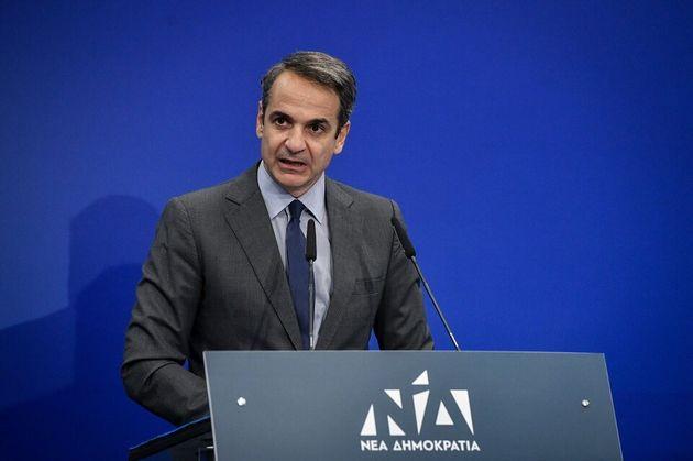 Κυριάκος Μητσοτάκης: «Θέλουμε να είμαστε κυβέρνηση όλων των