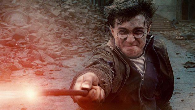 O ator Daniel Radcliffe viveu o papel de Harry Potter nos cinemas dos 12 aos 22
