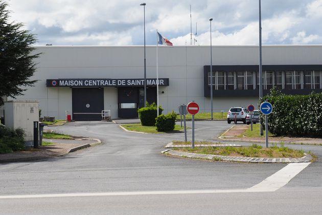 La prison de Saint-Maur où était détenu l'un des