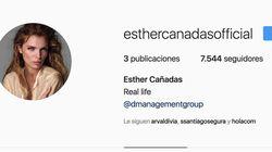 Esther Cañadas reaparece en Instagram: lo ha hecho con la foto más