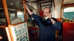 Steve Sawyer, ex-patron de Greenpeace et membre du Rainbow Warrior, est
