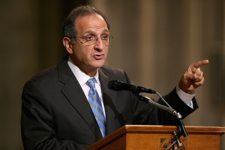 James Zogby, a member of the Democratic National Committee since 1993, is fond of reminding people that he has never once see