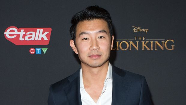 TORONTO, ONTARIO - JULY 17: Actor Simu Liu attends 'The Lion King' Canadian Premiere held at Scotiabank Theatre on July 17, 2019 in Toronto, Canada. (Photo by George Pimentel/Getty Images for Disney Studios)