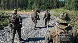 Suspects en cavale: la GRC réduira ses effectifs dans le nord du