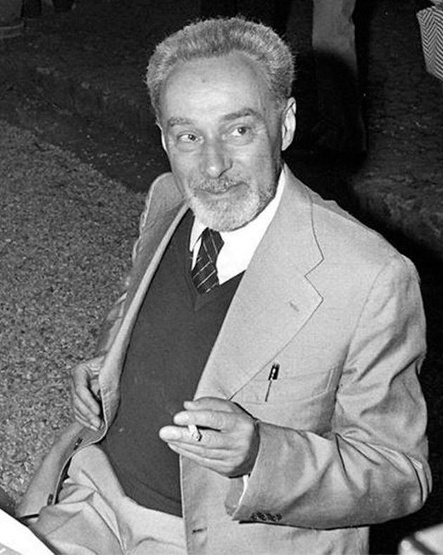 El escritor italiano Primo Levi