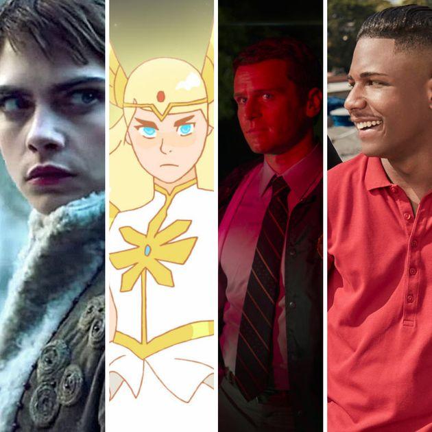 Carnival Row,She-Ra e as Princesas do Poder, Mindhunter e Sintonia são alguns dos destaques...