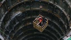 목동 빗물펌프장에서 수몰된 노동자 2명이 모두 숨진 채