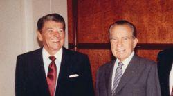 48년전 전 레이건과 닉슨의 인종차별적 대화가