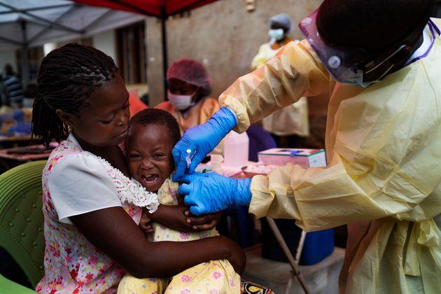Κονγκό: Ένα κοριτσάκι ηλικίας ενός έτους είναι το τρίτο κρούσμα του