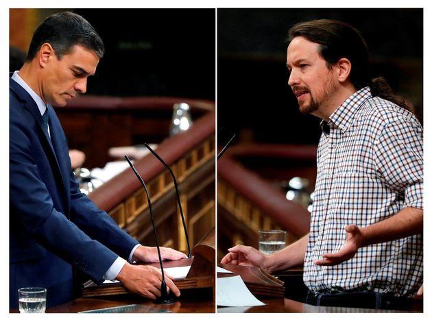 Los votantes del PSOE y de Podemos rechazan nuevas
