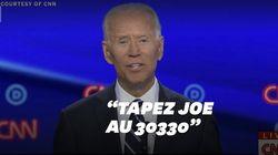 Cette gaffe de Joe Biden a désorienté tout le monde lors du deuxième débat